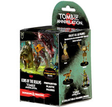 Dungeons and Dragons Icons of the Realms Tomb of Annihilation Booster Box