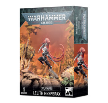 Warhammer 40k Xenos Drukhari Lelith Hesperax