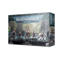Warhammer 40k Xenos Necrons Flayed Ones