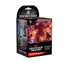 Dungeons and Dragons Icons of the Realms Storm King's Thunder Booster Box