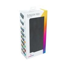 GameGenic Dungeon Deck Box 1100 Black