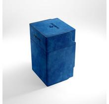 GameGenic Watchtower Deck Box 100 Blue