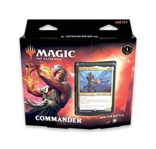 Magic the Gathering Commander Legends Commander Deck Arm for Battle