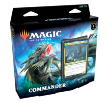 Magic the Gathering Commander Legends Commander Deck Reap the Tides