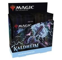 Magic the Gathering Kaldheim KHM Collector Booster Box