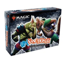 Magic the Gathering Unsanctioned