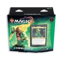 Magic the Gathering Zendikar Rising ZNR Commander Deck Land's Wrath