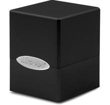 Ultra Pro Satin Cube Deck Box Jet Black