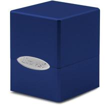 Ultra Pro Satin Cube Deck Box Pacific Blue