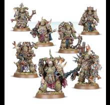 Warhammer 40k Chaos Death Guard Plague Marines