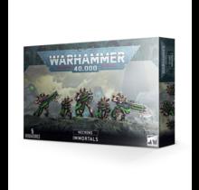 Warhammer 40k Xenos Necrons Immortals / Deathmarks