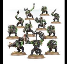 Warhammer 40k Xenos Orks Ork Boyz