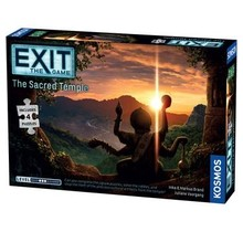 Exit The Sacred Temple w/ Puzzle