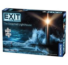 Exit The Deserted Lighthouse