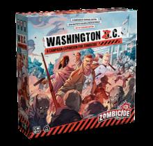 Zombicide 2E Washington ZC