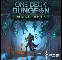 One Deck Dungeon Abyssal Depths Expansion