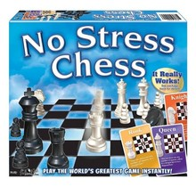 Chess Set No Stress Chess