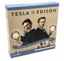 Tesla vs Edison War of Currents