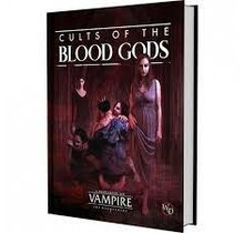 Vampire The Masquerade 5E Cults of the Blood Gods