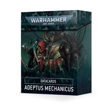 Warhammer 40k Adeptus Mechanicus Datacards 9E
