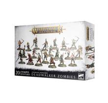 Warhammer Age of Sigmar Soulblight Gravelords Deadwalker Zombies