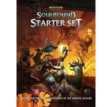 Warhammer Age of Sigmar Soulbound RPG Starter Set