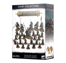 Warhammer Age of Sigmar Death Start Collecting! Soulblight Gravelords
