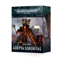 Warhammer 40k Datacards Adepta Sororitas 9E