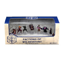Critical Role Minis Factions of Wildemount Kryn Dynasty and Xhorhas Box Set