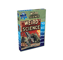 EC Comics Puzzle Series Weird Science No 15 1000 pc Puzzle