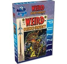 EC Comics Puzzle Series Weird Science-Fantasy No 27 1000 pc Puzzle