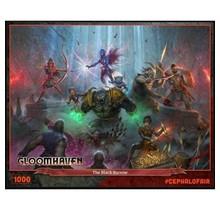 Gloomhaven The Black Barrow Puzzle 1000 pc