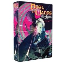 Kids on Brooms Duel of Wands Card Game