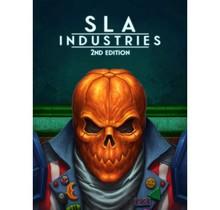 SLA Industries 2E Core Rulebook