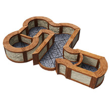 Warlock Tiles Town and Village - Angles and Curves