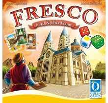 Fresco Card and Dice Game