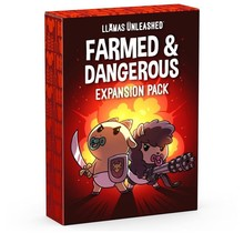 Llamas Unleashed Farmed and Dangerous Expansion