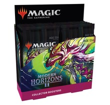 Magic the Gathering Modern Horizons 2 MH2 Collector Booster Box