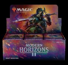 Magic the Gathering Modern Horizons 2 MH2 Draft Booster Box