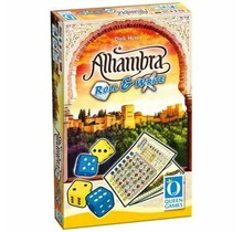 Alhambra Roll and Write