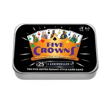 Five Crowns 25th Anniversary Edition