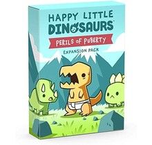 Happy Little Dinosaurs Perils of Puberty
