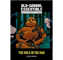 Old School Essentials Hole in the Oak
