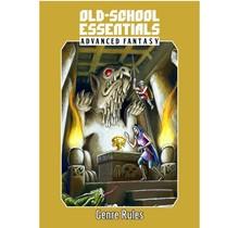 Old School Essentials Advanced Fantasy Genre Rules