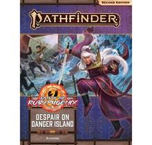 Pathfinder 2E Adventure Path Fists of the Ruby Phoenix 1 Despair on Danger Island