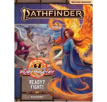 Pathfinder 2E Adventure Path Fists of the Ruby Phoenix 2 Ready? Fight!