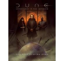 Dune RPG Core Rulebook Hardcover