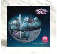 1000 pc Puzzle Adventure Zone Moonbase
