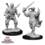 WizKids Dungeons and Dragons Nolzur's Marvelous Minis Human Bard Male