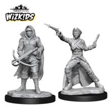 WizKidz Deep Cuts Mini Bounty Hunter and Outlaw